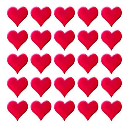 radiosity: Love Hearts