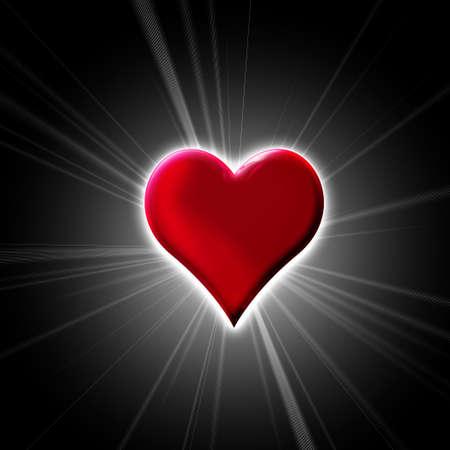 Love Heart Stock Photo - 649680