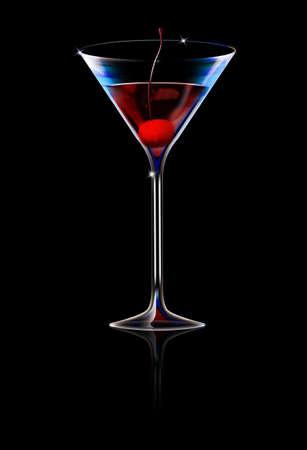 sean gladwell: Cocktail Archivio Fotografico