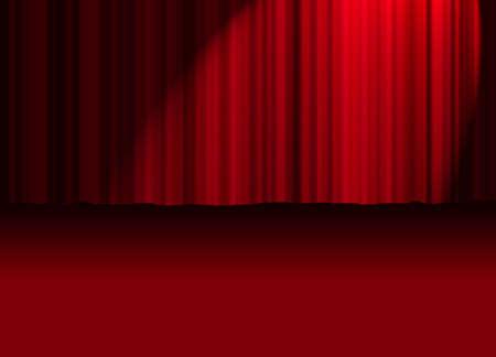 theatre curtain Stock Photo - 678920