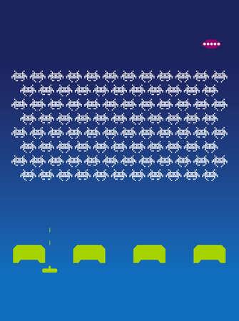 invaders: Invasores del espacio