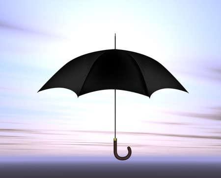 blown: Umbrella