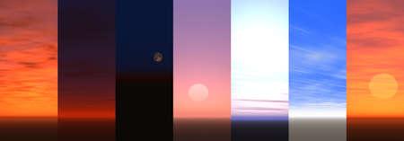 skys: sky Stock Photo
