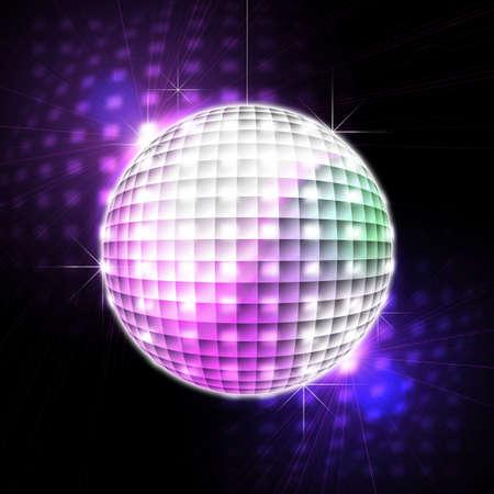 flashy: Disco