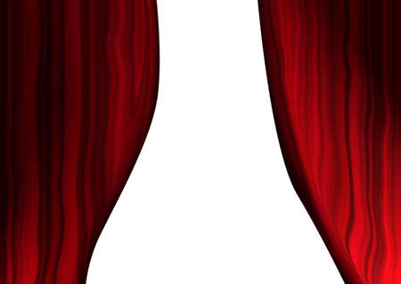 entertaining: theatrical curtains