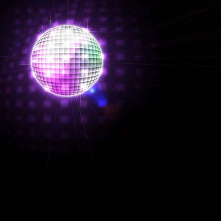 Disco ball Stock Photo - 746149