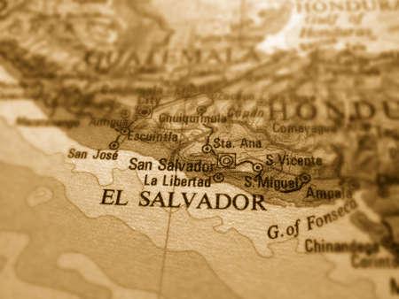 el salvador: El Salvador