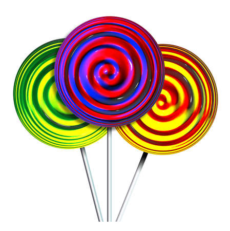 Lollypops photo