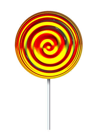 lolli: Lollypop Stock Photo