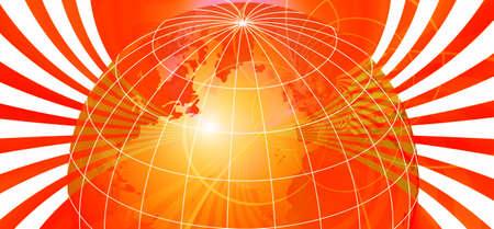 World Background photo