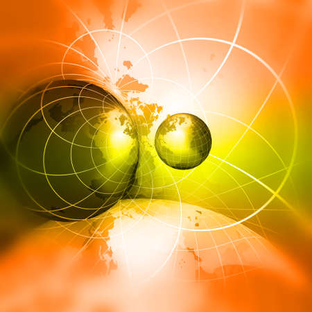 intranet: Internet Globe