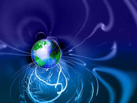 transmitting: Internet