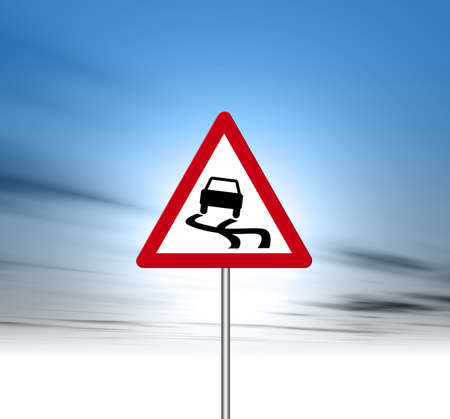 obey: Road Sign Stock Photo