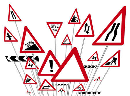 obey: Road Signs