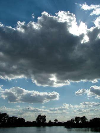 foreshadowing: Black cloud