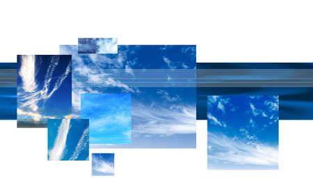 skys: Sky montage