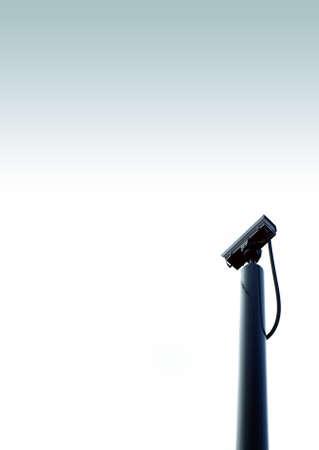 CCTV Camera Stock Photo - 1480383
