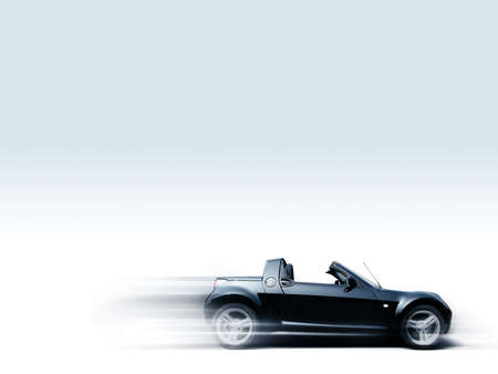 speeding: Sports Car