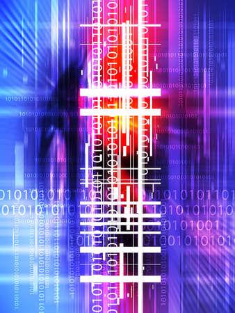 Computer Data photo