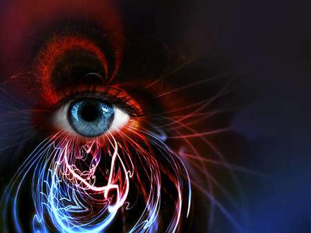 Eye Stock Photo - 1737604