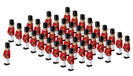 army face: Toy Soldiers