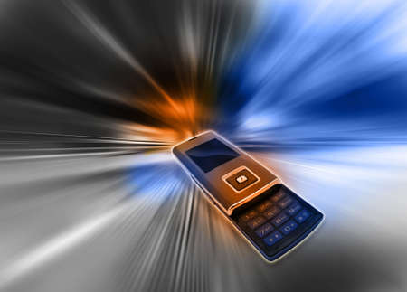 Cell phone Stock Photo - 1767451