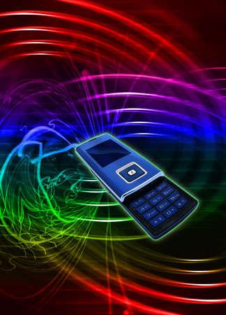 Mobile phone Stock Photo - 1767452