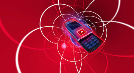 Mobile Cell phone Stock Photo - 1767450