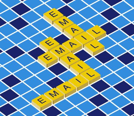 clues: Email Crossword