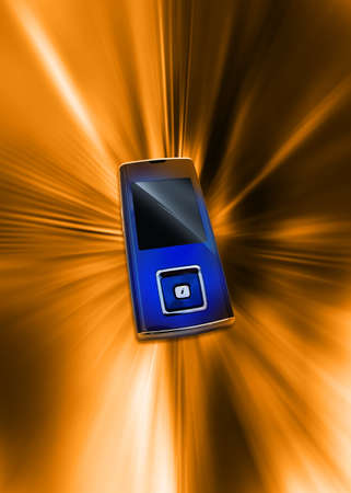 Cell phone Stock Photo - 1780280