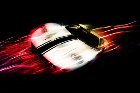 Fast Car Stock Photo - 1807396