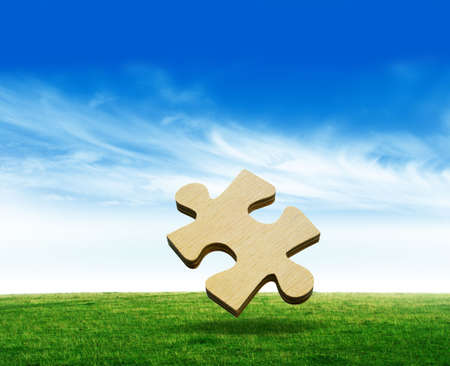Puzzle Stock Photo - 2067313