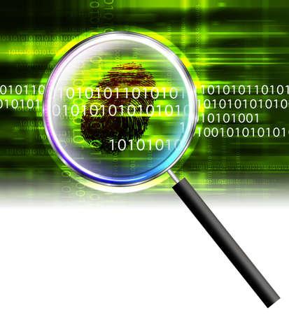 Identity theft Stock Photo - 2147520
