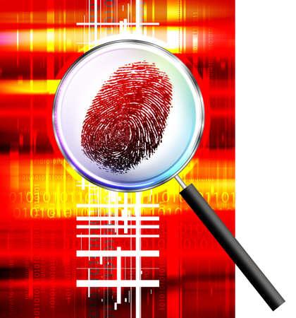 Identity theft Stock Photo - 2147528