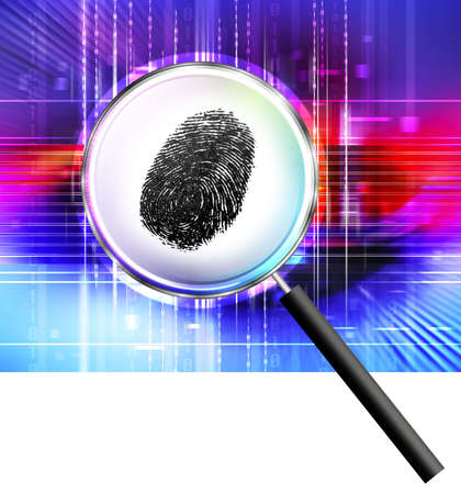 office theft: Identity theft Stock Photo