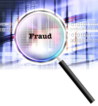 Fraud Stock Photo - 2147513
