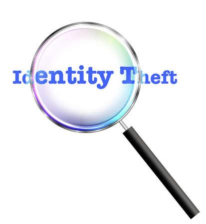 Identity theft Stock Photo - 2147489