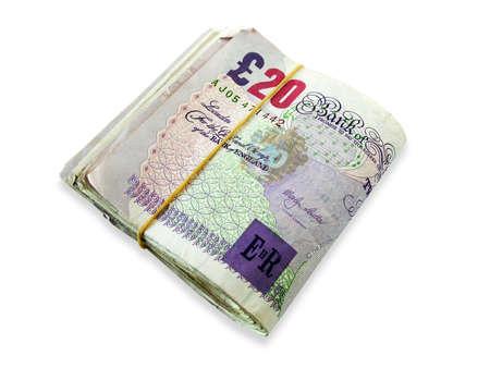 uk money: UK money Stock Photo