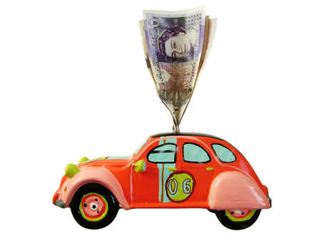 moneybox: car moneybox