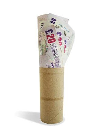 wasteful: Wasting money