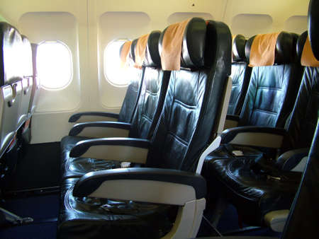 Aircraft seats Stock Photo - 2955709