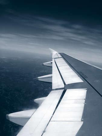 Aircraft wing Stock Photo - 2955717