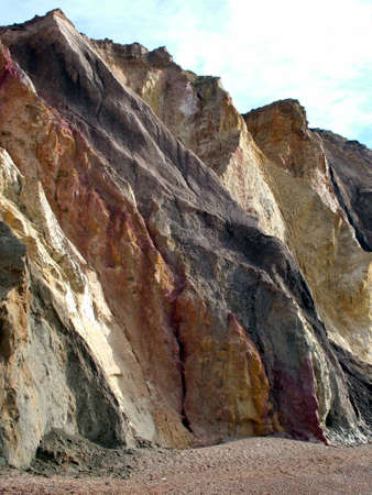 Cliff face photo