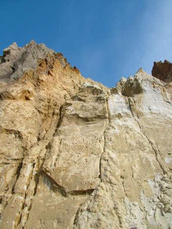 Sandstone Cliff face photo