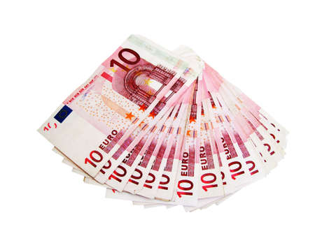 euro banknotes: Euro banknotes Stock Photo