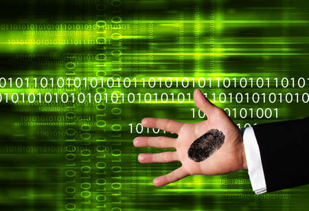dataflow: Identification Stock Photo
