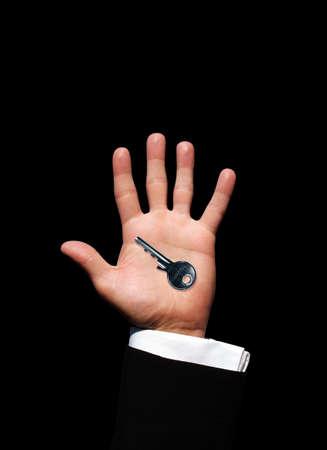 homebuyer: Key in hand