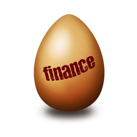 finance egg photo