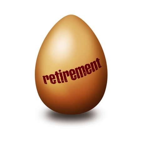 retirement egg photo
