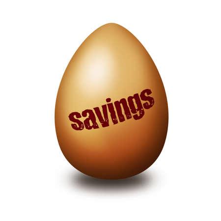 savings egg photo